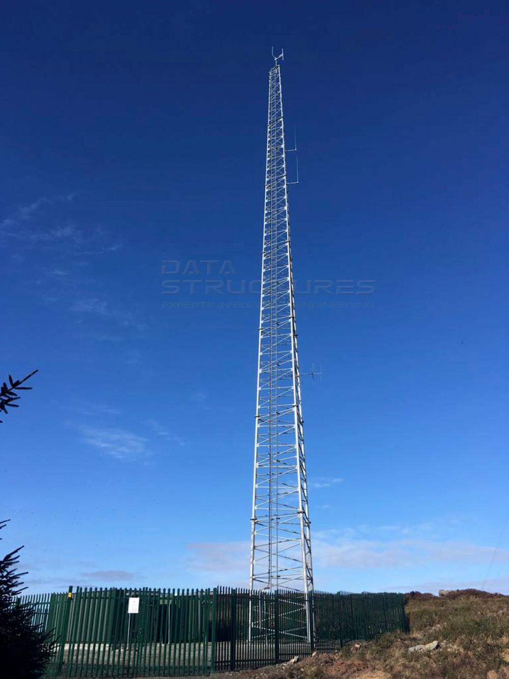 40m SLX5/T Lattice Tower