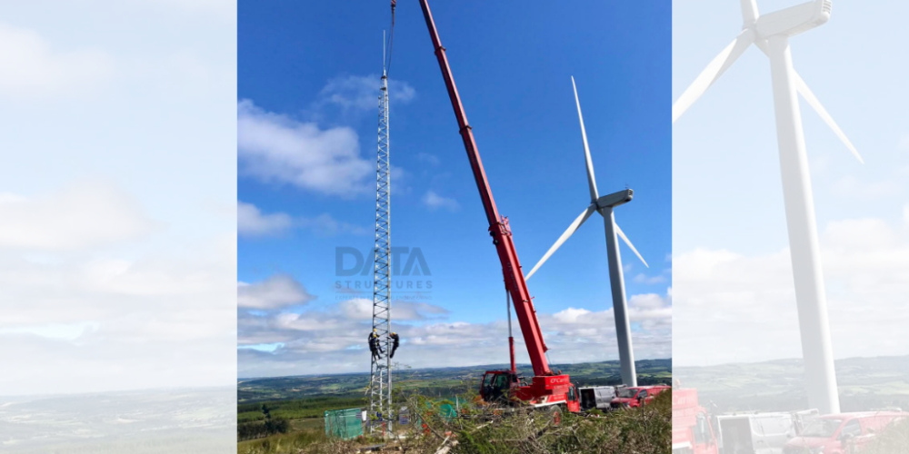 SLX5/W MetMasts for EirGrid