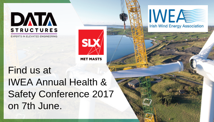 Data Structures Ireland at IWEA Health & Safety Conference 2017